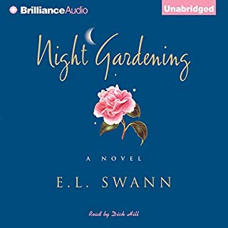 Night Gardening audiobook cover art