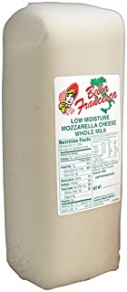 Mozzarella Whole Milk Loaf 6Lb