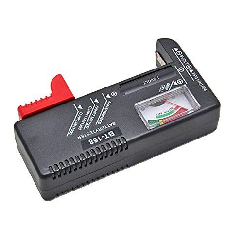 DAOKI AA/AAA/C/D/9V/1.5V Universal Button Cell Battery Volt Tester Checker BT-168 DP New