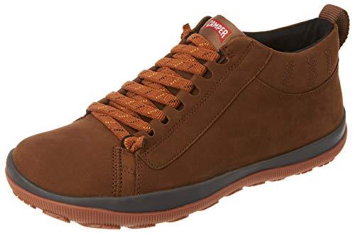 Camper Herren Peu Pista GM Ankle Boot, Medium Brown, 40 EU