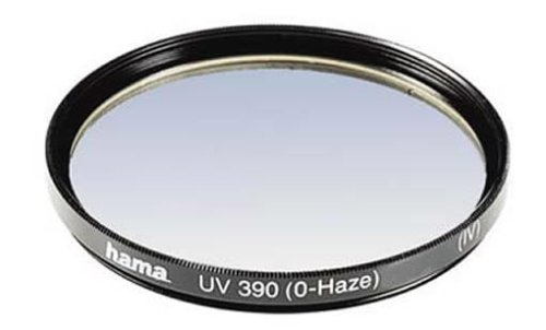 Hama UV-Filter 46mm (Schutz-Filter mit 4-fach Vergütung, inkl. Filterbox)