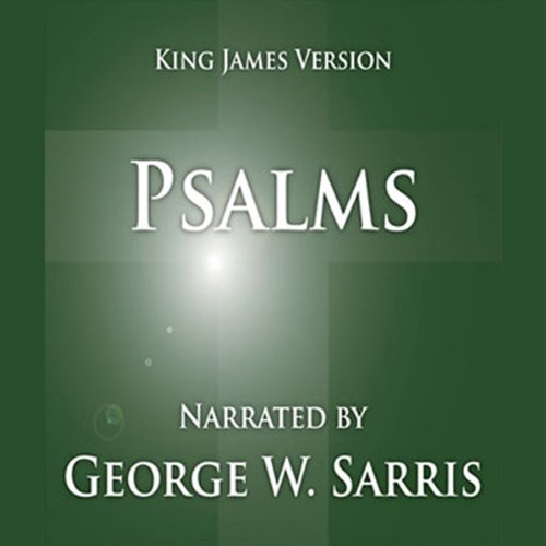 The Holy Bible - KJV: Psalms audiobook cover art