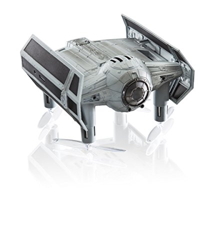 Propel SW-0327-CX Star Wars Tie-Advanced - Quadcopter de la Batalla de Alto...