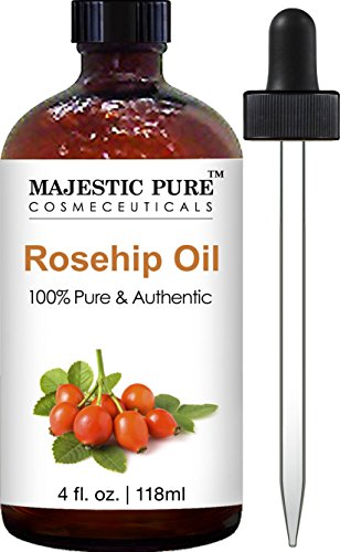 10. Majestic Pure Rosehip Oil