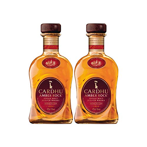Cardhu Amber Rock, 2er, Single Malt, Whisky, Scotch, Alkohol, Alokoholgetränk, Flasche, 40%, 700 ml, 715395