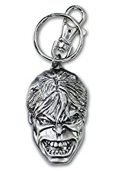 The Incredible Hulk Pewter Keychain