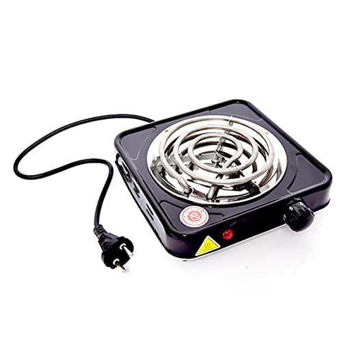 Fornello Elettrico con Narghilè A 5 velocità , Mini Fornello Elettrico Portatile con Piastra Riscaldante Fornello Elettrico per tè, caffè, Zuppa, ECC.