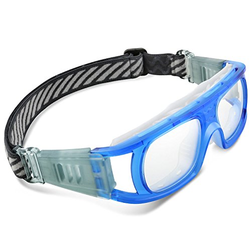 PONOSOON Sports Goggles for Basketball Football Volleyball Hockey Paintball Lacrosse...