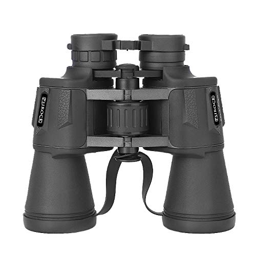 Prismáticos Profesionales Prismaticos 10x50 | Binoculares de Largo Alcance | Prismaticos Profesionales Prismaticos Safari Binoculares POTENTES | Catalejos prismaticos BAK4 FMC Caza