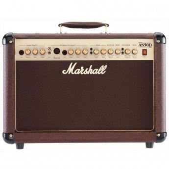 Amplificador guitarra acústica Marshall AS50D