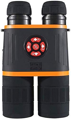 YIQIFEI Gafas telescópicas de visión Nocturna, binoculares Digitales de visión Nocturna, visión Nocturna Diurna y Nocturna para Foto y Video, GPS, Infrar (telescopio monocular)