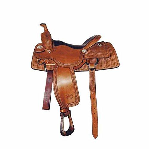 Sattel Reiten Billy Cook Typ Ranch Cutter Selle brad-rens