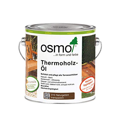 Osmo Thermoholz-Öl Naturgetönt (010) 2,5 Liter