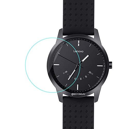 Tangyongjiao Accesorios Reloj Inteligente Película de Cristal Templado 2.5D de 0.26mm para Lenovo Watch 9