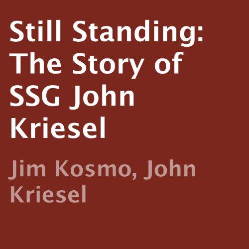 Still Standing audiobook cover art