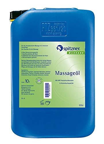 Spitzner Massageöl 10 Liter