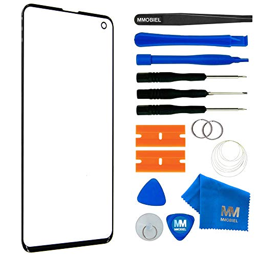 MMOBIEL Kit de Reemplazo de Pantalla Táctil Compatible con Samsung Galaxy S10e G970F/DS 5.8 Inch (Negro)