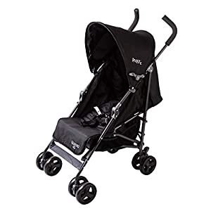 Red Kite Push Me Quatro Stroller (Black)   9