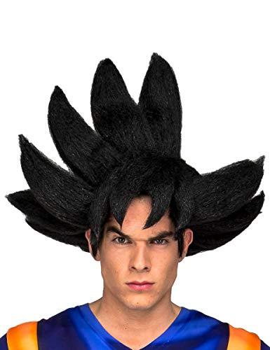 My Other Me Me- Goku Dragon Ball Perücke, mehrfarbig (230123)