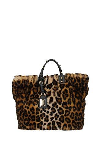 Dolce&Gabbana Borse a Mano beatrice Donna - Eco Pelliccia (BB6201AM88380006)