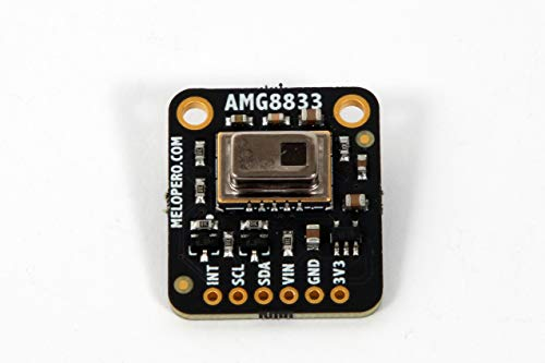 Melopero AMG8833 Grid-Eye IR Array Breakout