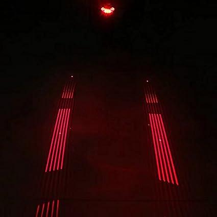 For V/&C Caliper Road Brake Bike Cycling Bicycle Nano Red LED Light Safe 10PCS UK