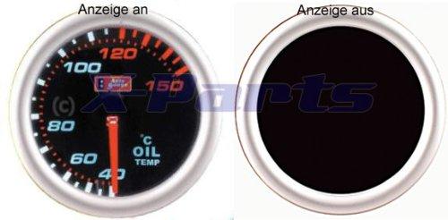 PLASMA Öltemperaturanzeige AutoGauge