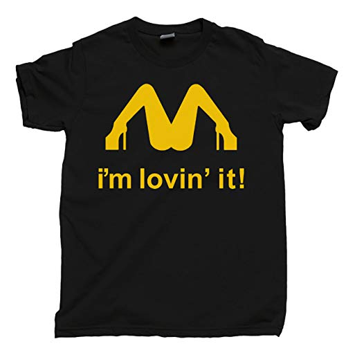I'm Lovin' IT Slash T-shirt Tour Band Tee