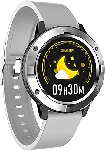 Reloj Inteligente Q10 Presión Arterial Y Monitor De Ritmo Cardíaco Moda Fitness Tracker Bluetooth Pulsera Deportiva Para Android Ios-B