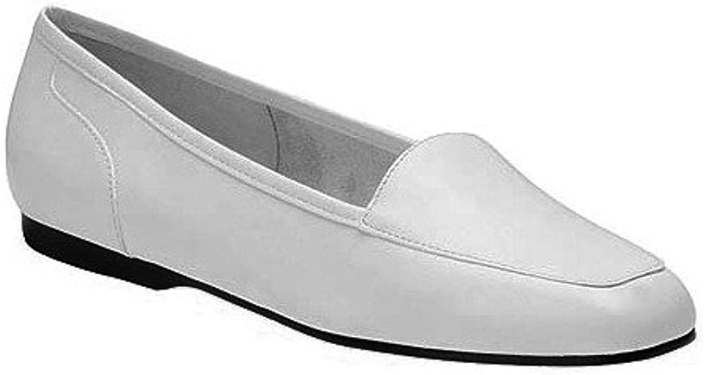 ENZO ANGIOLINI Women's Liberty Loafer, White