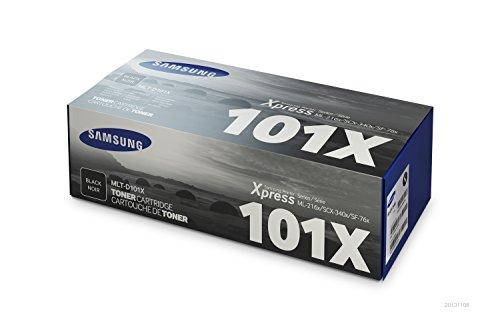 Samsung MLT-D101X Schwarz Original Toner und Bildtrommel