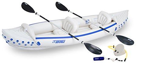Sea Eagle 370 Start Up Package Kayak