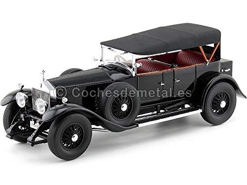 Kyosho KY08931BK 1:18 1926 Rolls-Royce Phantom I-Black 1:18 Negro Pantalla de proyección