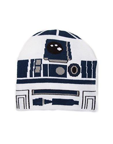 STAR WARS Bonnet Droid Officiel de Episode VII R2-D2 sous Licence Droid Beanie