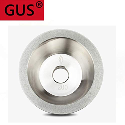 Check Out This Xucus Super first grade alloy bowl sand wheel diamond tungsten steel knife grinder un...