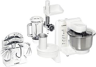 Bosch Electroménager MUM4875EU Robot culinaire, 600 W, 3.9 liters, Blanc