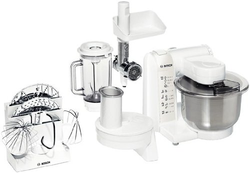 Bosch MUM4875EU Robot de Cuisine 600 W
