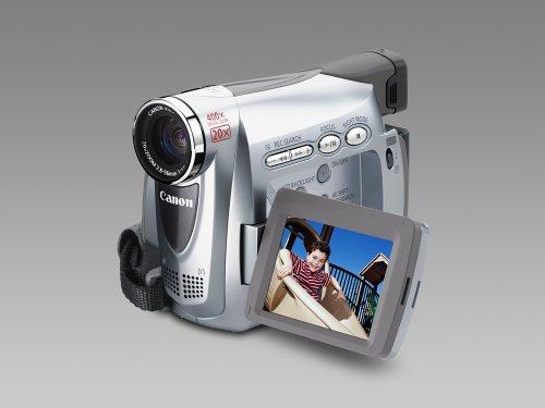 Canon MV800 MiniDV Digital Camcorder [20x Optical, 2.5' LCD]