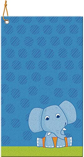 HABA 5794 Handtuch Badefanten