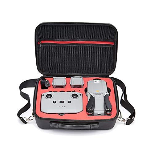 Jasinto Wasserdichter Tragekoffer, Hardshell Tragekoffer Reisekoffer Drohnen Aufbewahrungsbox, Tragbarer Reise Hardshell Aufbewahrungskoffer Kompatibel mit DJI Mavic Air 2-Drohne (29x19.5x10 cm)