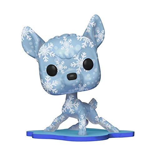 Funko Pop! Artist Series: Disney Treasures from The Vault - Bambi, Amazon Exclusive