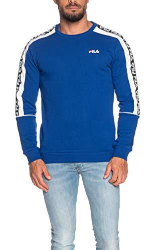 Fila - Sweat Homme Bleu XS