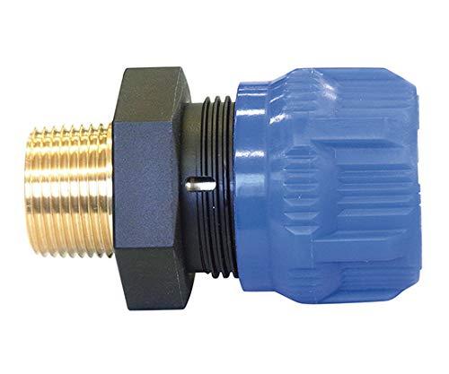 耐圧ホース用継手 スマートロック(樹脂タイプ) 15A 1/2/3-9387-03