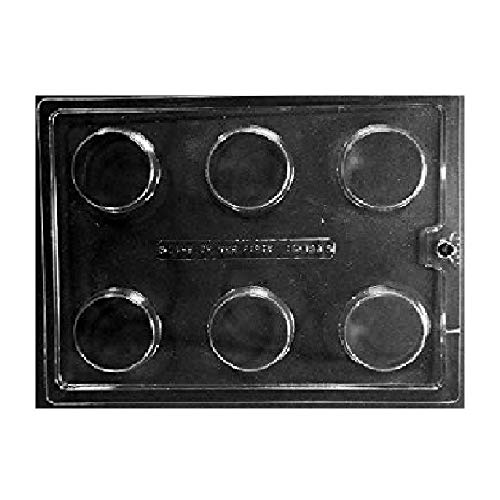 Plain Cookie Chocolate candy mold by Life of the party