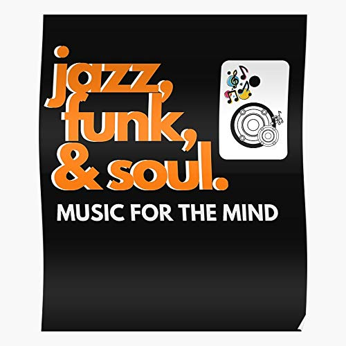 Jazz Musician Rock Music Soul Blues Funk Pop Poster de impresion de arte de pared para decoracion del hogar!