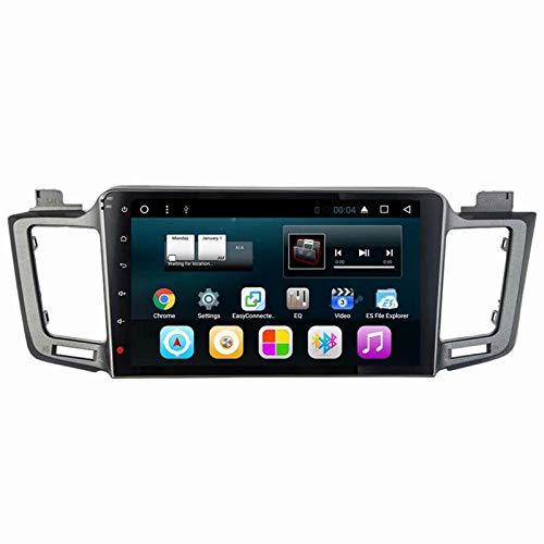 Stéréo de Voiture TOPNAVI 16GB ROM 10.1Inch pour Toyota RAV4 2013 2014 2015 Android 7.1 Radio Navigation GPS stéréo WiFi 3G RDS Lien de Liaison FM AM BT