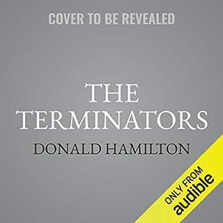 The Terminators audiobook cover art