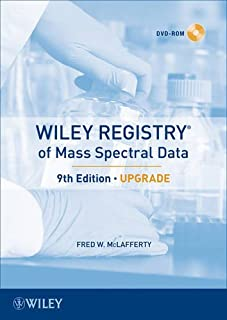 Wiley Registry of Mass Spectral Data, Upgrade
