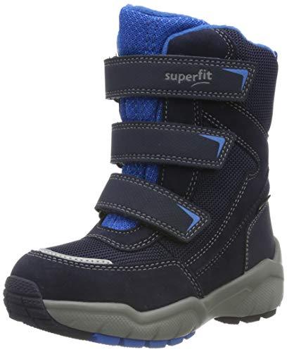 superfit Culusuk 2.0, Botas de Nieve para Niños, Blau/Blau 80, 31 EU