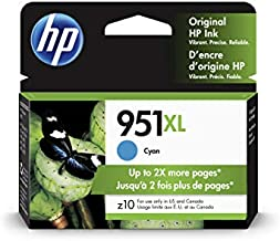 HP 951XL | Ink Cartridge | Cyan | CN046AN